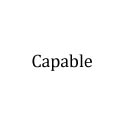 capable